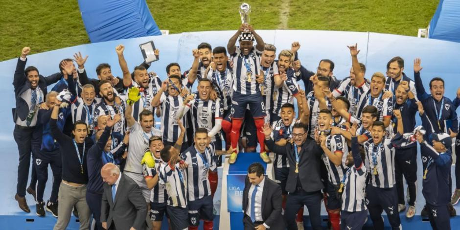 Rayados vence en penaltis al América y se corona en el Apertura 2019