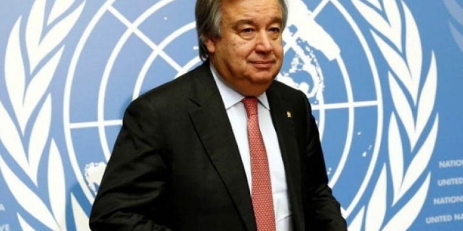 El mundo no puede permitir una confrontación entre EU-Irán, asegura ONU