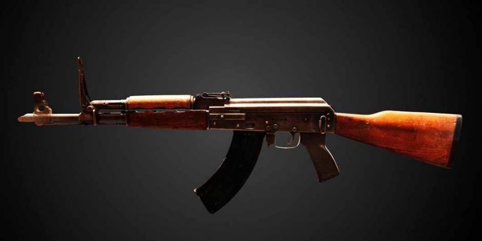AK47, el arma protagonista en los ataques en Ohio y Texas