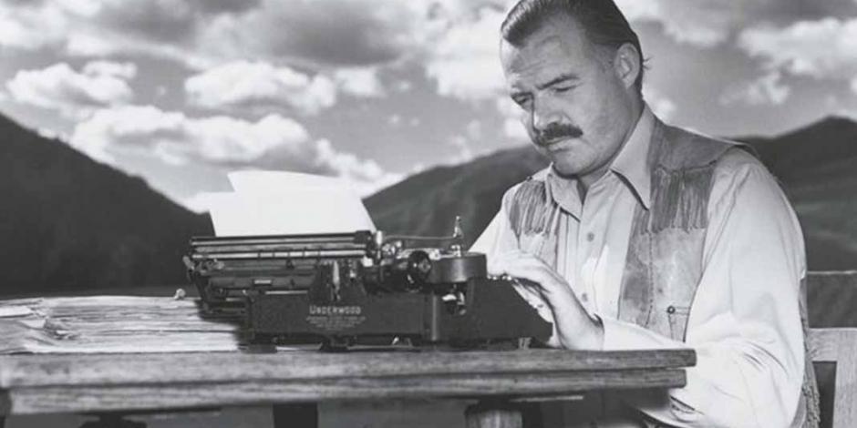 La vida del Premio Nobel Ernest Hemingway, a la tele