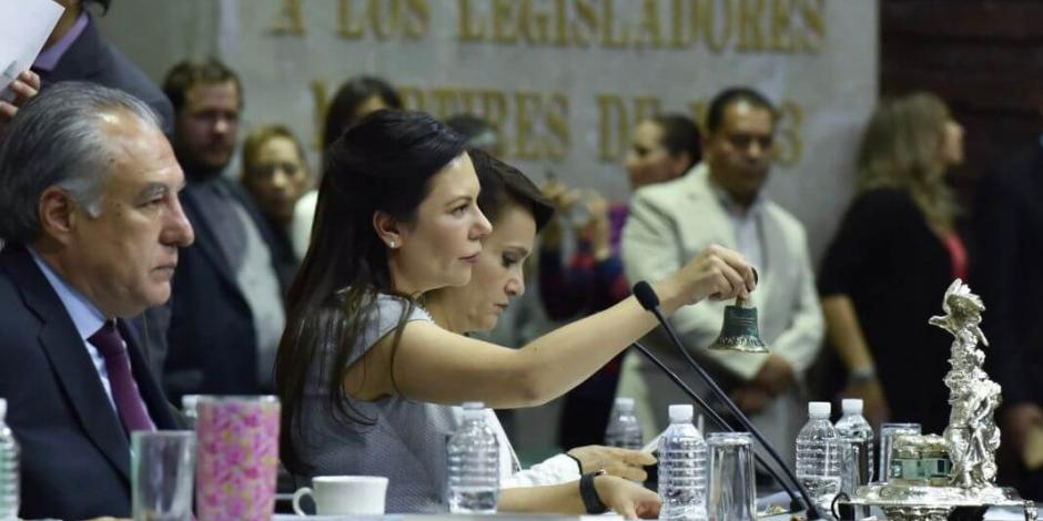 Laura Rojas busca verdadera igualdad de género en México