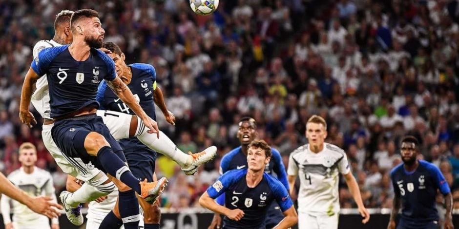 Alemania, Francia y Portugal comparten grupo en Eurocopa 2020