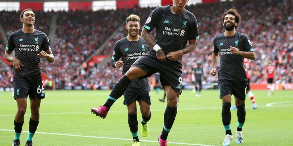 RESUMEN. Liverpool suma su segunda victoria en la Premier League