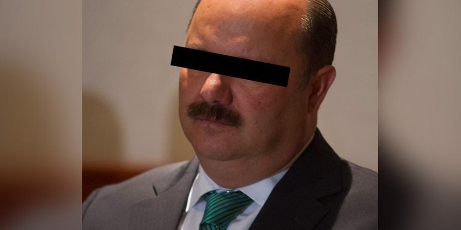 Expulsan del PRI a César Duarte, exgobernador de Chihuahua
