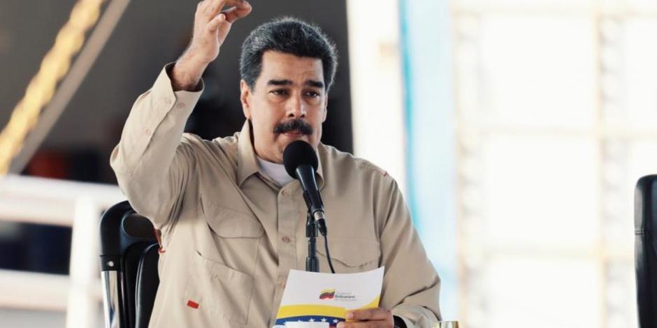 De última hora, Maduro cancela participación oficial en diálogo con opositores