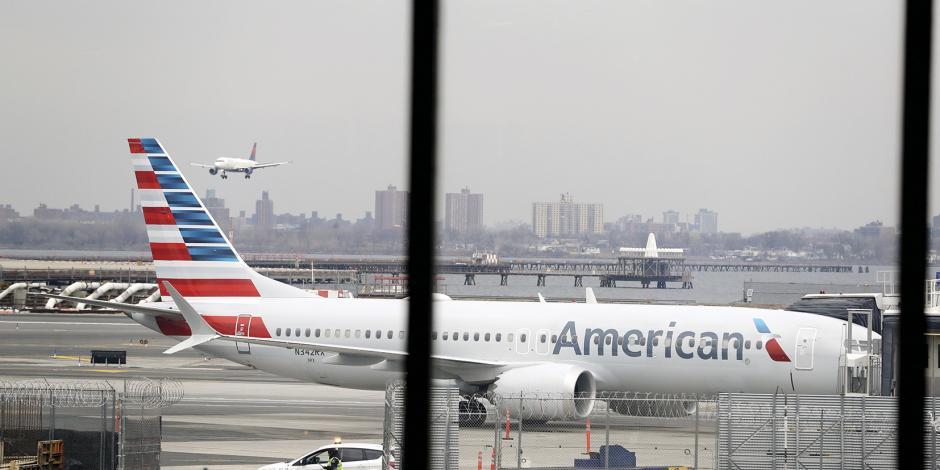 American Airlines deja Venezuela