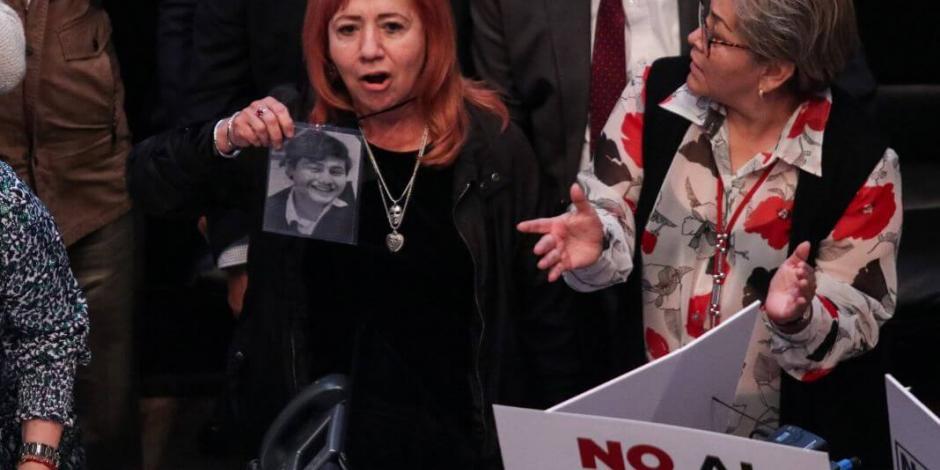 Son excesivas las críticas a Rosario Piedra Ibarra: López Obrador