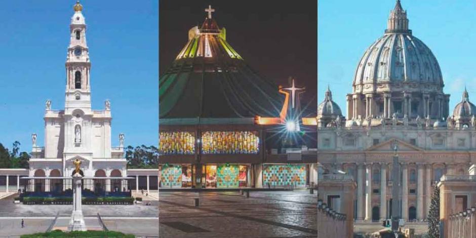 Basílica de Guadalupe, entre los templos religiosos más visitados del mundo