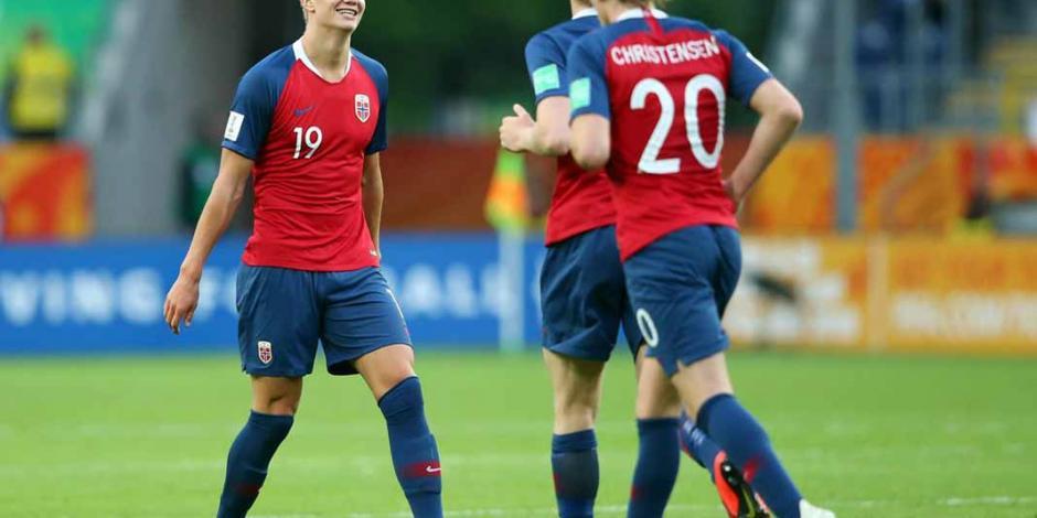 ¡Goleada de escándalo! Noruega le mete 12-0 a Honduras
