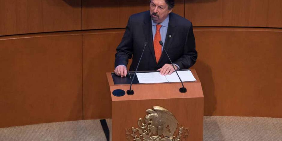 Gobierno de AMLO no tiene sindicatos consentidos: Napoleón Gómez Urrutia