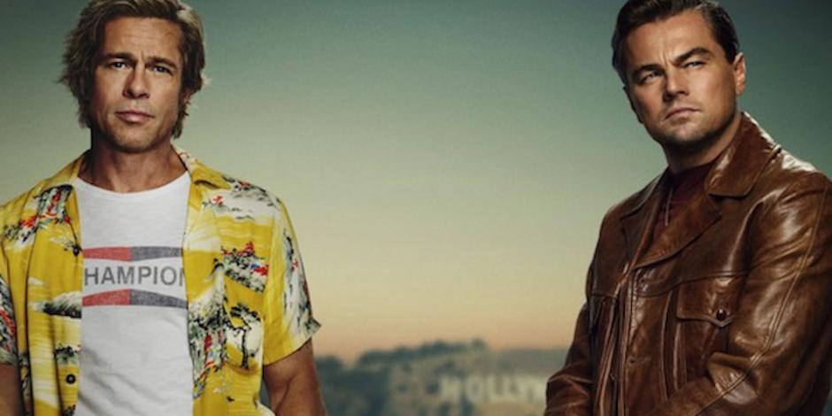 Revelan póster de próxima película de Quentin Tarantino: