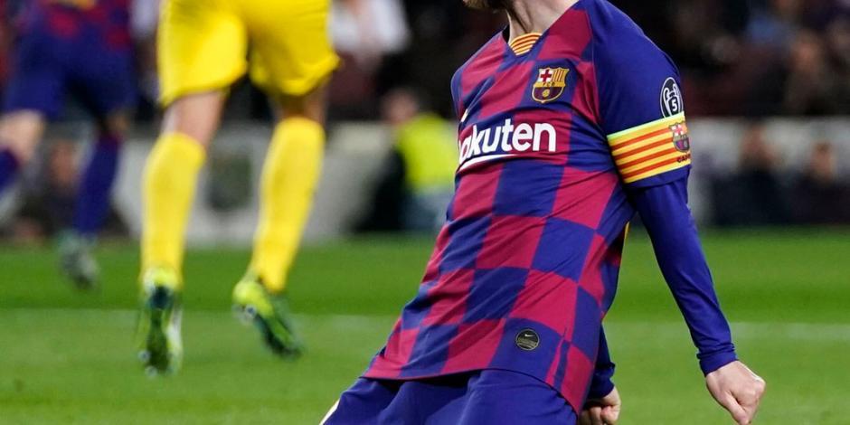 Messi suma 34 víctimas en la Champions League