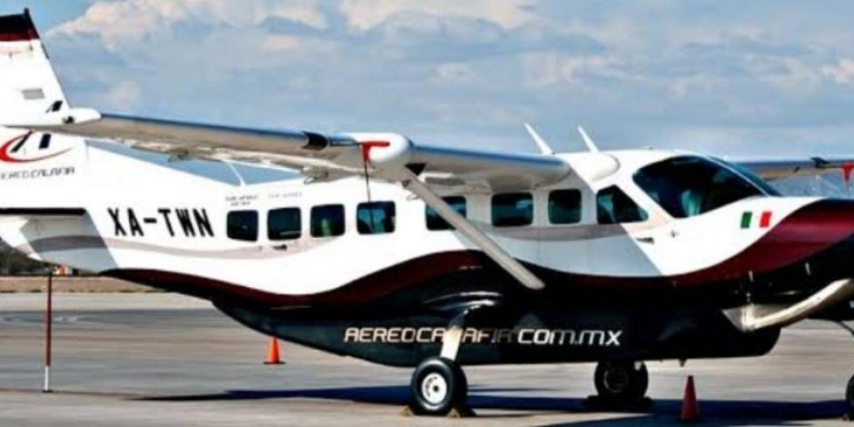 Continúa búsqueda de avioneta que desapareció en BCS hace más de 24 horas