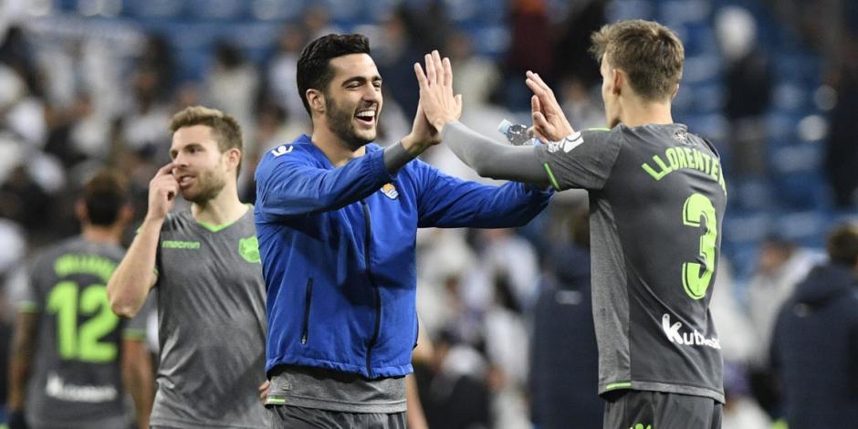 Real Madrid vuelve a caer en La Liga: perdió contra Real Sociedad
