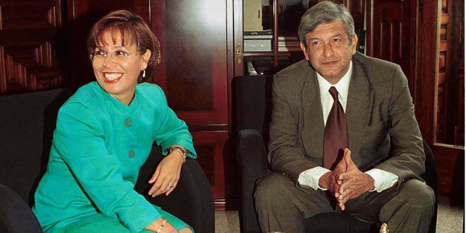 Prefiero no entrometerme, dice AMLO sobre parentesco de juez del caso Robles