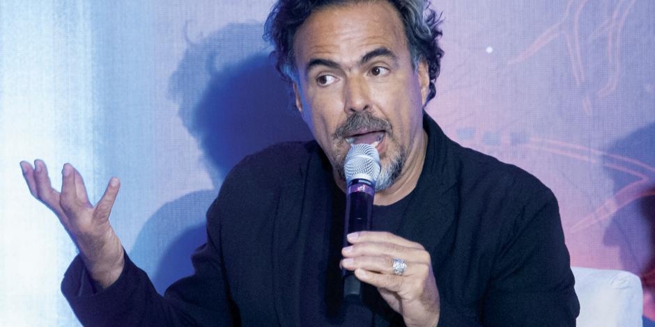 Da la UNAM el honoris causa a González Iñárritu