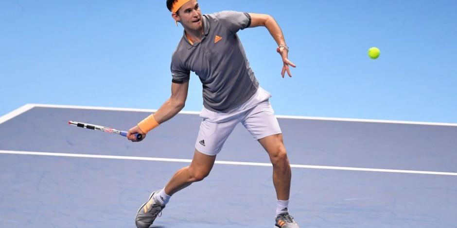 Thiem vence a Djokovic y avanza a semifinales de la ATP