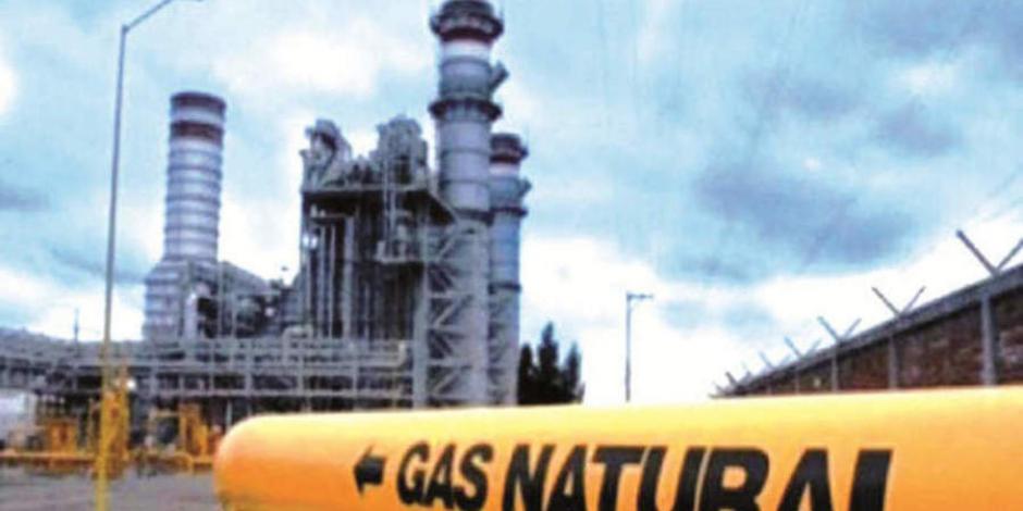 Demanda de gas natural crece, pero disminuye producción
