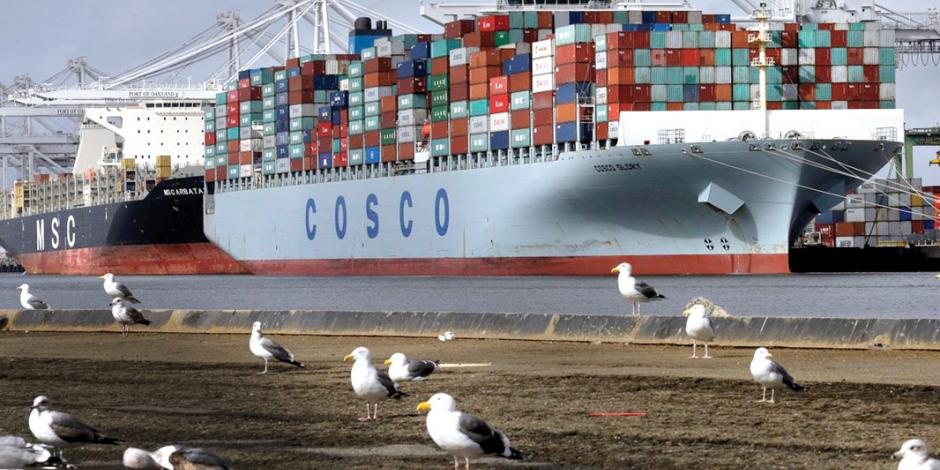 Exportaciones mexicanas, con su mejor desempeño en 9 meses