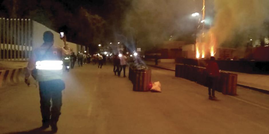 Campesinos van con protestas tras giras del gabinete
