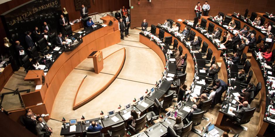 Con 91 votos, Alejandro Gertz Manero es designado titular de la Fiscalía General