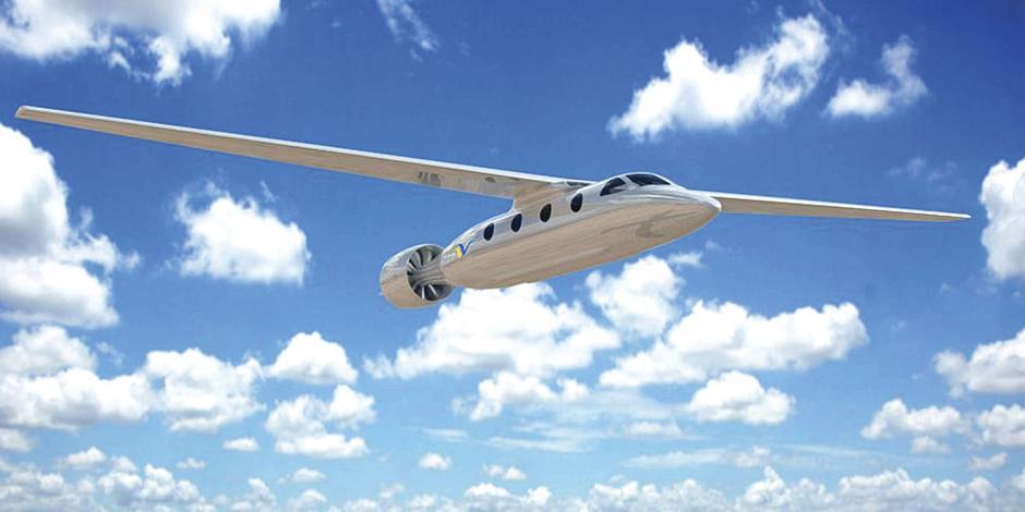 Prueban primer avión eléctrico de pasajeros en el mundo