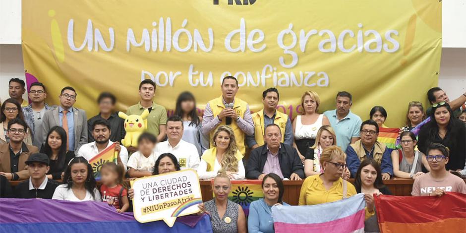 Ante fenómeno Morena, PRD registra merma de 75% en padrón