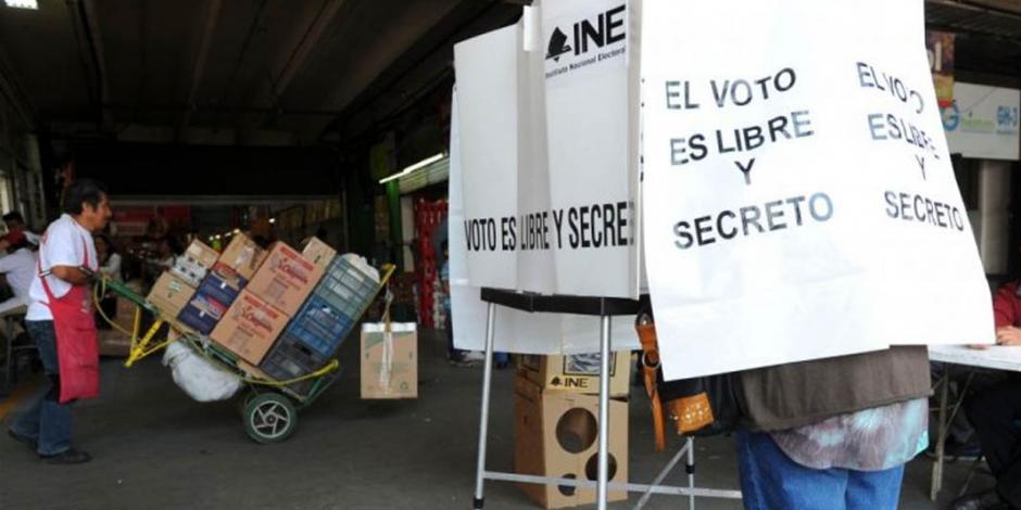 Reportan retrasos en instalación de casillas en Aguascalientes