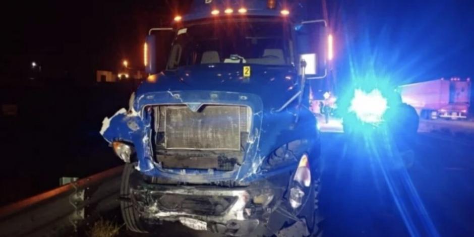 Choque entre pipa y taxi en Sonora deja 6 muertos; 5 eran de Venezuela