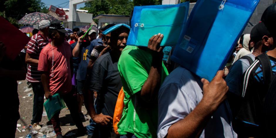INAI: Segob debe informar estadísticas sobre caravanas migrantes