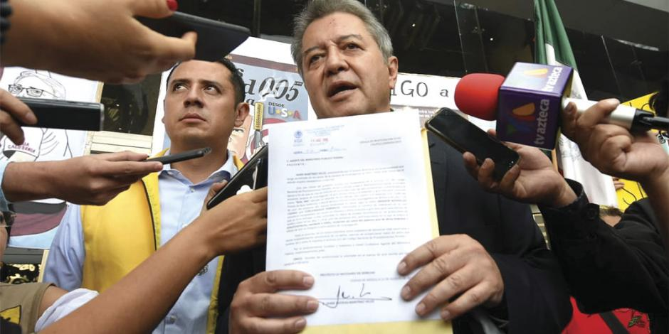 """Dan hasta 400 mdd por aprobar reforma"": PRD"