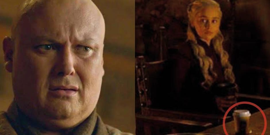 vaso, Starbucks, Game of Thrones