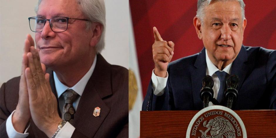 AMLO no asiste a toma de protesta de Jaime Bonilla como gobernador