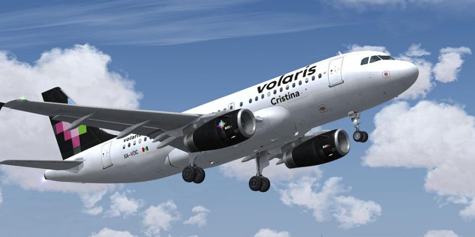 Volaris prepara licitación restringida para abasto de turbosina