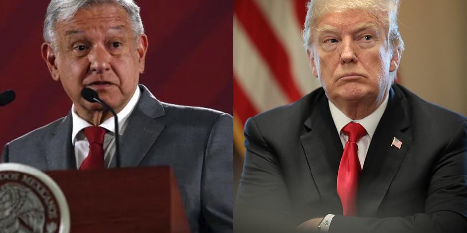 Es probable reunión con Trump, afirma AMLO; propone que sea en septiembre