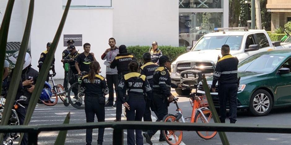 Retiran 226 bicicletas y monopatines de Mobike y Lime