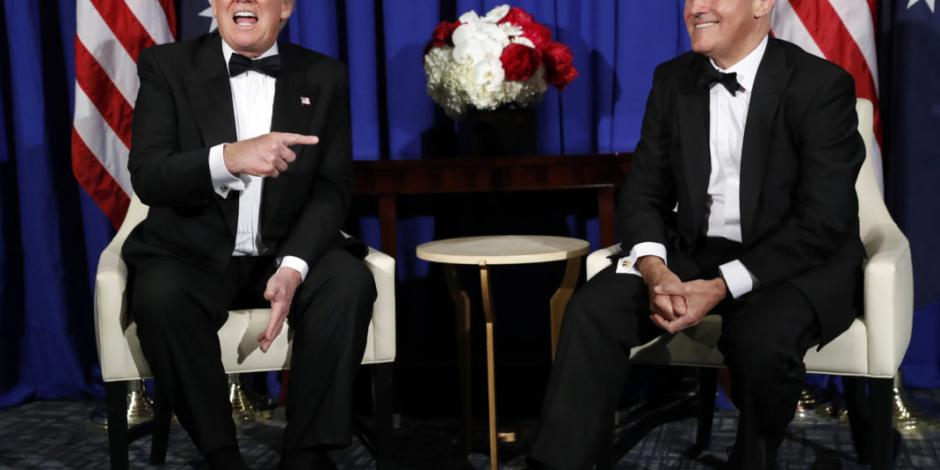Estados Unidos formaliza pacto con Australia por Rusiagate