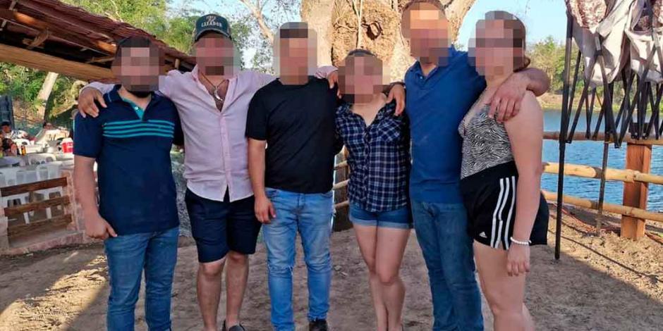 Nieto de multimillonario, presunto asesino del muralista Héctor Domínguez