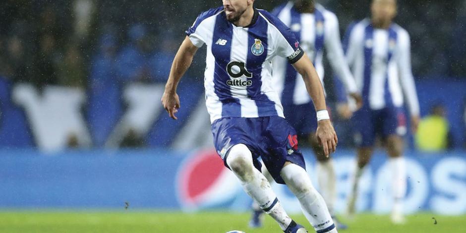 Porto, el verdugo de la Roma en Champions League
