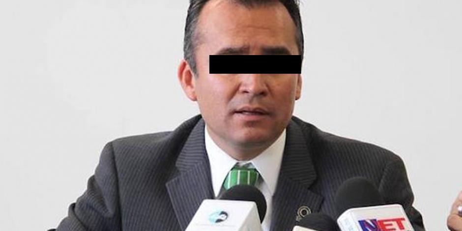 Arrestan a exsecretario de Educación de César Duarte