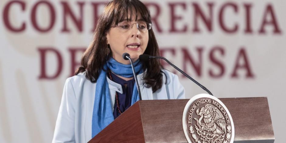 Iniciativa privada se comió presupuesto del Conacyt, acusa Álvarez-Buylla