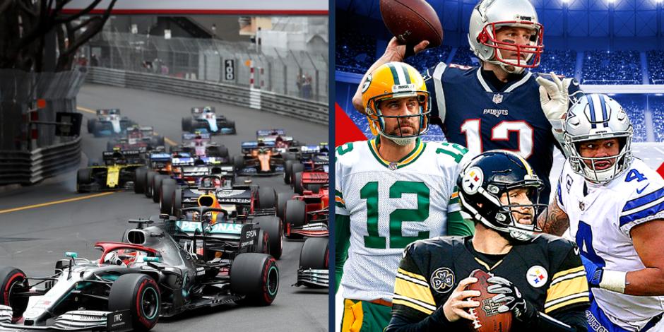 Fórmula 1 y NFL seguirán en México si, y sólo si, apoya iniciativa privada