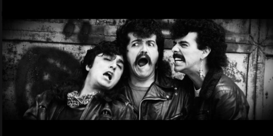 Botellita de Jerez, la banda irreverente que Vega Gil ayudó a fundar