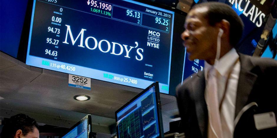 Moody's teme que gasto social afecte desarrollo