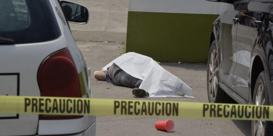 Cinco estados encabezan homicidios; se logró contener violencia: SSPPC