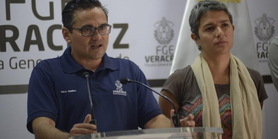 """Nada vincula a """"La Loca"""" con masacre de Coatzacoalcos: Winckler"""