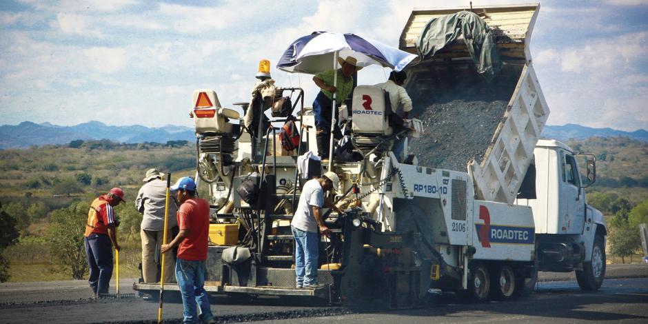 SCT contempla 78 mmdp para conservación de carreteras