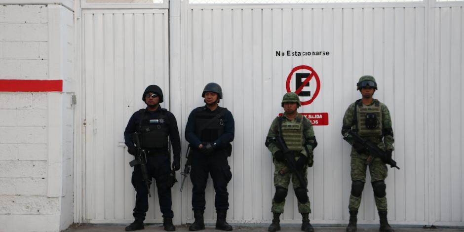 Sabotearon cámara del C5 para que no captara ordeña en Azcapotzalco