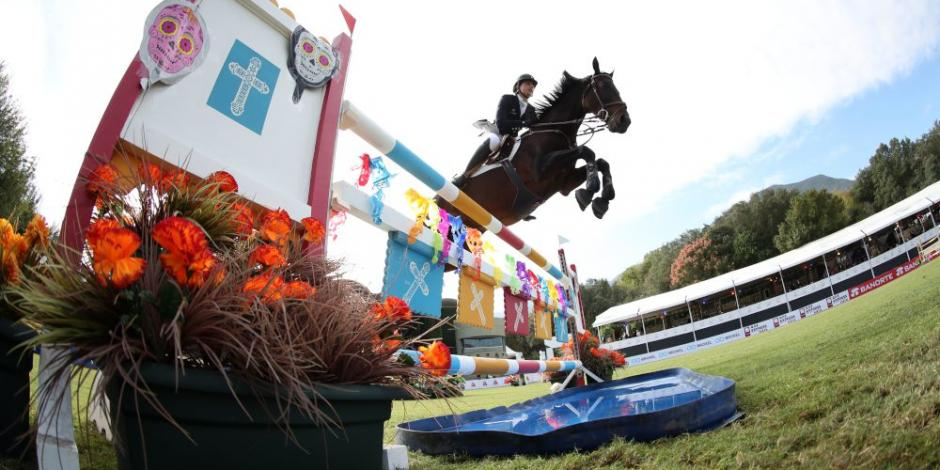 Más de 9 mil personas disfrutaron Concurso Internacional ecuestre (FOTOS)