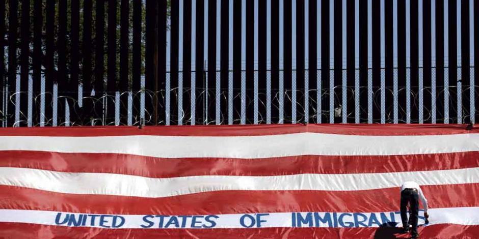 Viola Trump protección internacional a refugiados